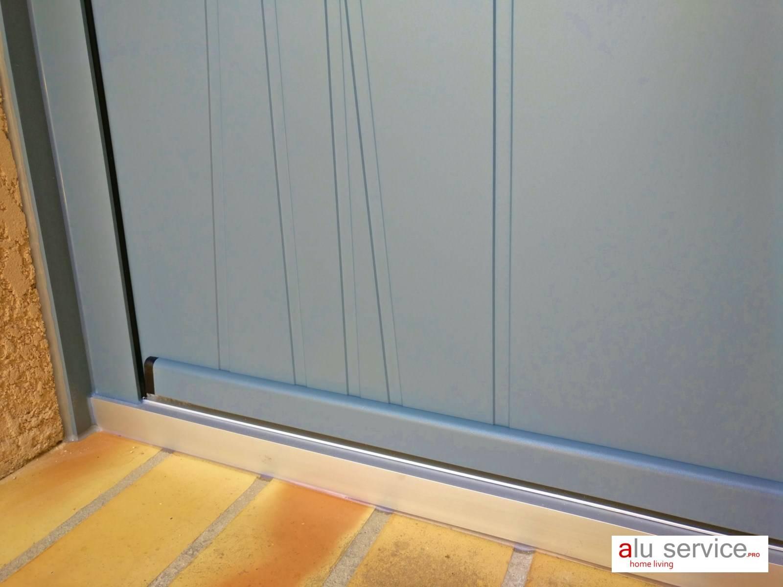 r alisation porte d 39 entr e aluminium 5 points sur istres pose de moustiquaire sur mesure. Black Bedroom Furniture Sets. Home Design Ideas